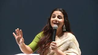 First Time Voter I Voting Experience & suggestion -  Vidya Balan