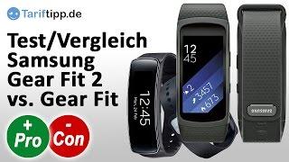 Samsung Gear Fit2   Test deutsch