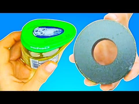 17 COOL MAGNET TRICKS