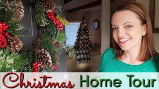 CHRISTMAS HOME TOUR 2018 | MANDY IN THE MAKING