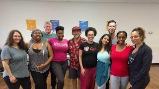 Our Magical Kizomba Salsa Weekender