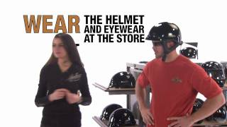 How to Fit Helmets