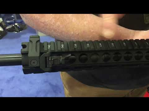Midwest Industries Combat Rifle Sight Mi Crs Sets For