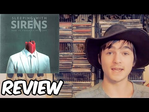 Sleeping with Sirens: How It Feels to Be Lost -- album review