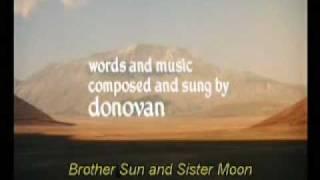 Brother sun & sister moon