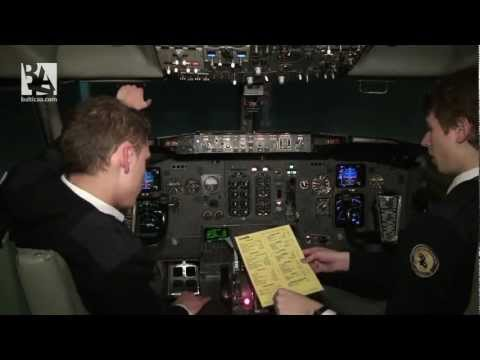 How To Start Up A Boeing 737, Step By Step
