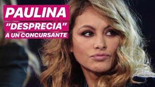 """PAULINA RUBIO """"DESPRECIA"""" A UN CONCURSANTE En 'La Voz' Y Deja A ANTONIO JOSÉ ATÓNITO"""