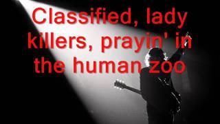 AC/DC Big Gun - Lyrics