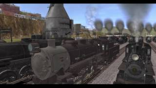 Trainz A New Era Horns and Whistles 2 - Самые лучшие видео