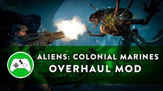 Picture of a game: Colonial Marines Overhaul