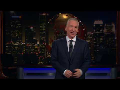 Monologue: Amnesty Don | Real Time with Bill Maher (HBO)