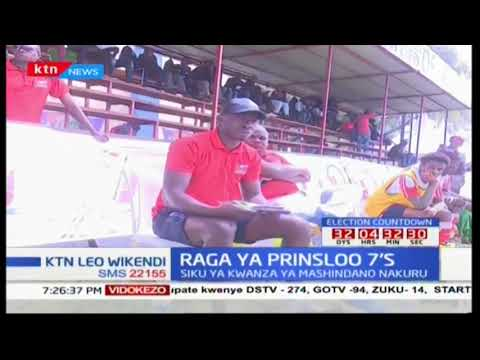 RAGA ya Prinsloo 7's yaanza kwa kishindo mjini Nakuru