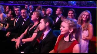 National Television Awards 2012 Best Serial Drama Presented By Paul O'Grady