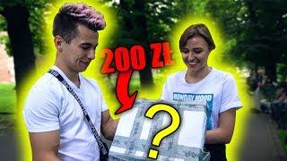 ZJESZ ZAWARTOŚĆ MYSTERY BOXA - WYGRYWASZ 200 ZŁ!