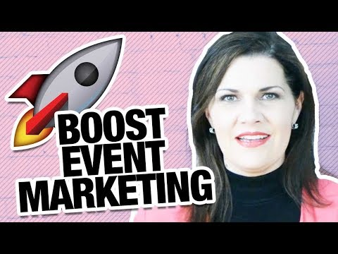 3 Social Media Tools to Boost Your Event Marketing