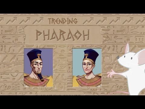 How To Be Popular In Ancient Egypt - Trending Pharaoh