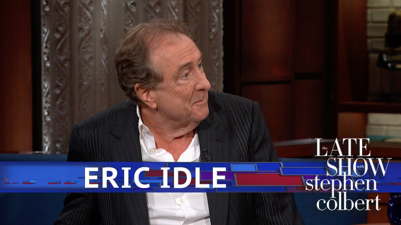 Eric Idle Partied With The Original 'Star Wars' Cast thumbnail