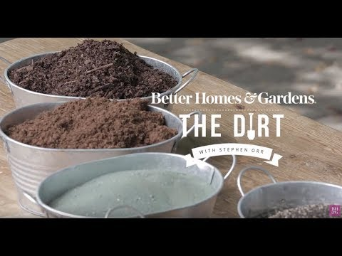 Soil Amendments | The Dirt | Better Homes & Gardens