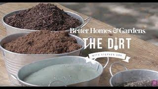 Soil Amendments   The Dirt   Better Homes & Gardens