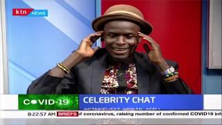 We host Teardrops, Spoken word artist | Celebrity Chat | Part 2