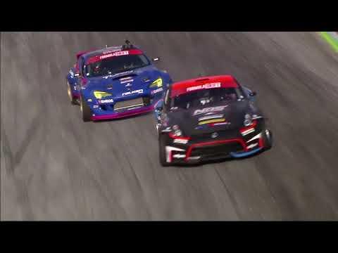 フォーミュラドリフト オーランド(フロリダ)決勝ドリフトTOP32のフル動画 PRO