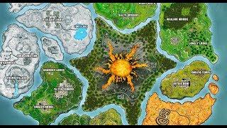 Fortnite Season 7 Map Concept 免费在线视频最佳电影电视节目