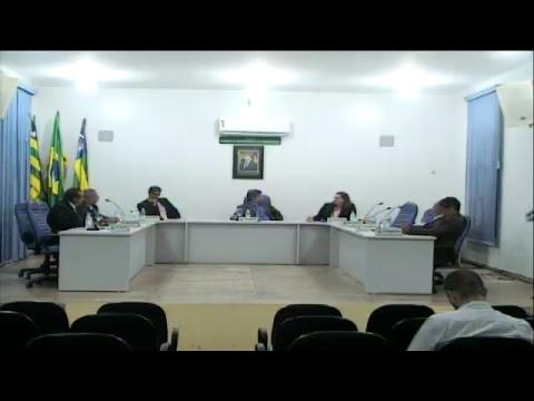 Sessão Ordinária do dia 02/04/2018 Câmara Municipal de Barro Alto GO