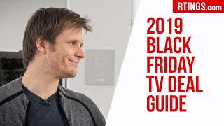 Video: 2019 Black Friday TV Deal Guide