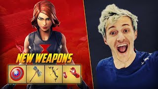 NINJA PLAYS NEW AVENGERS ENDGAME LTM