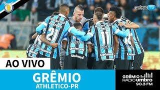 Acompanhe ao vivo a transmissão da Grêmio Rádio Umbrio 90.3FM.  → Inscreva-se no canal e faça parte da torcida mais fanática do Brasil também aqui no YouTube!  :: SITE http://gremio.net :: FACEBOOK https://facebook.com/gremio :: TWITTER @gremio e @gremiotv :: INSTAGRAM https://instagram.com/gremio   *** Esta é a GrêmioTV, o canal oficial do Grêmio FBPA no YouTube. Acompanhe vídeos exclusivos e transmissões ao vivo durante a semana. ***   PRODUÇÃO E REALIZAÇÃO: Comunicação Grêmio FBPA