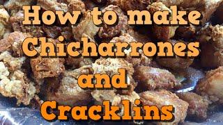 How to make Chicharrones or Cracklins