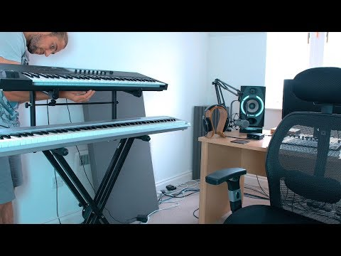 Cheapest Double Tier Keyboard Stand | Keyboard Stand Extension
