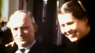 Jurgis Savickis su žmona Inge (1939)