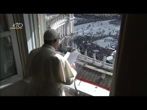 A la suite de Jésus, être prophète dans le monde actuel : Angélus du 3 février 2019