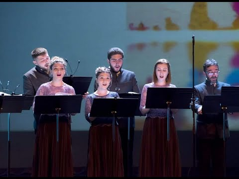 &quotHover&quot Chamber Choir - &quotClocks and Clouds&quot (Ligeti)