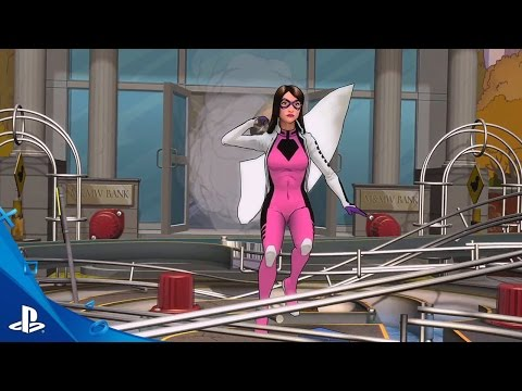 Marvel's Women of Power - Launch Trailer | PS4, PS3, PS Vita thumbnail
