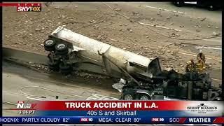 405 freeway accident 2018 - मुफ्त ऑनलाइन