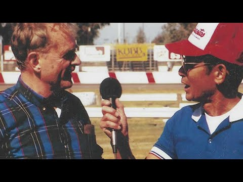 Voice of Central Valley racing passes away at 92