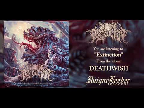 Within Destruction - DEATHWISH (FULL ALBUM HD AUDIO)