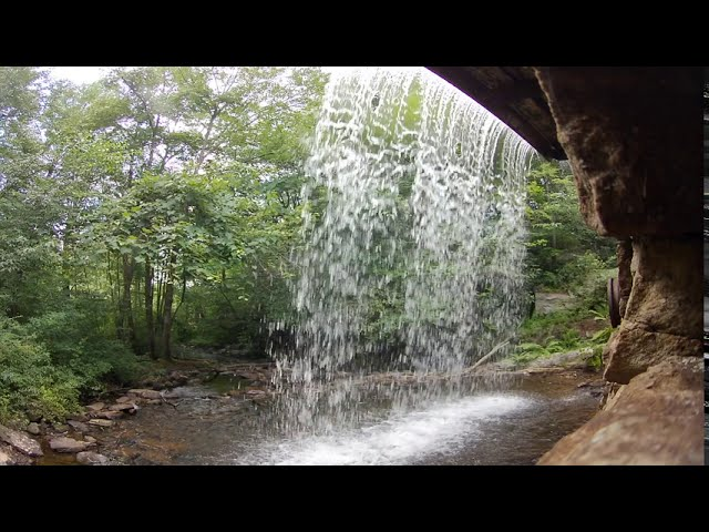 Hickory run state park youtube video cover