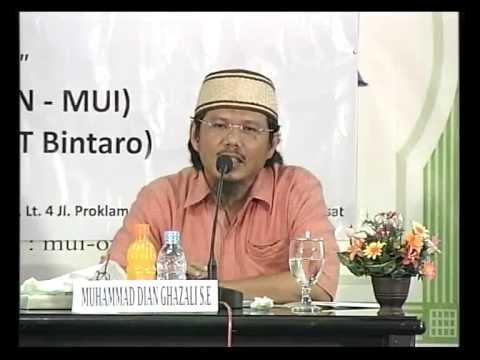 Kajian Ilmiah Ustadz Dr Erwandi Tarmizi di MUI Jakarta 8