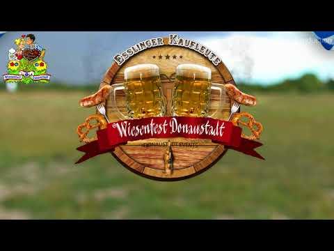 Wiesenfest Donaustadt 2018 - Des wird a Gaudi!