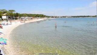 preview picture of video 'Camp site Medulin - Pula - Istria'