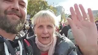 IROKEZ Godzina zero (24.10.2020 Warszawa