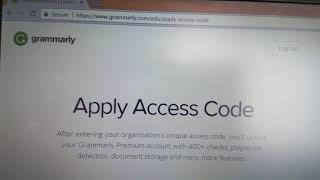premium grammarly account login - मुफ्त ऑनलाइन