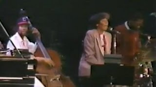 "1982 NANCY WILSON, CHICK COREA, STANLEY CLARKE ""I Want To Be Happy"""