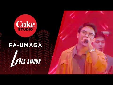 """Coke Studio Season 3: """"Pa-Umaga"""" Cover by Lola Amour"""