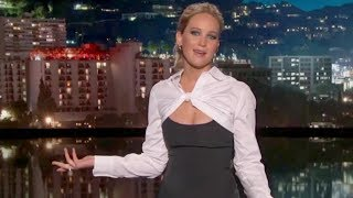 Jennifer Lawrence SAVAGE Moments
