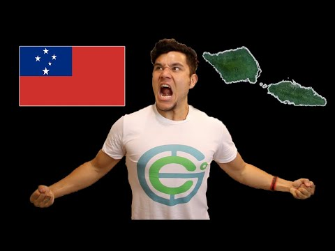 Samoa - Geography Now!
