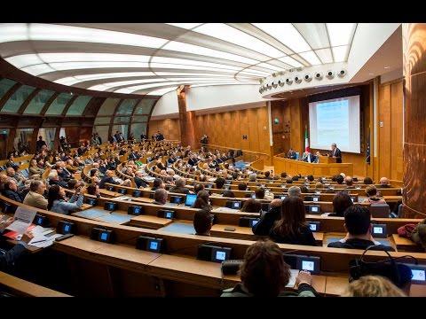 Conferenza nazionale Acque d'Italia (22/03/2017) - intervento di Gentiloni